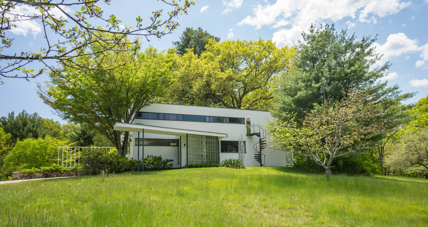 Gropius House in Lincoln, Mass.