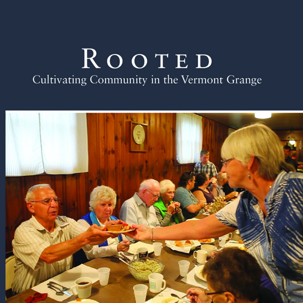 Rooted DVD cover