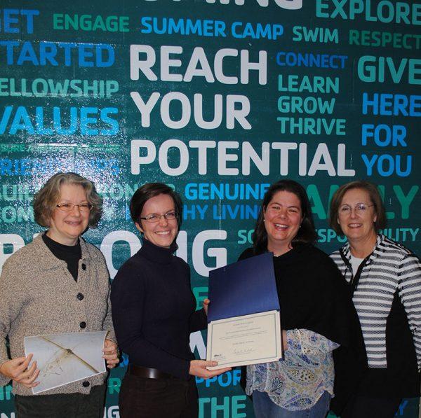 Community Preservation Grant award presentation