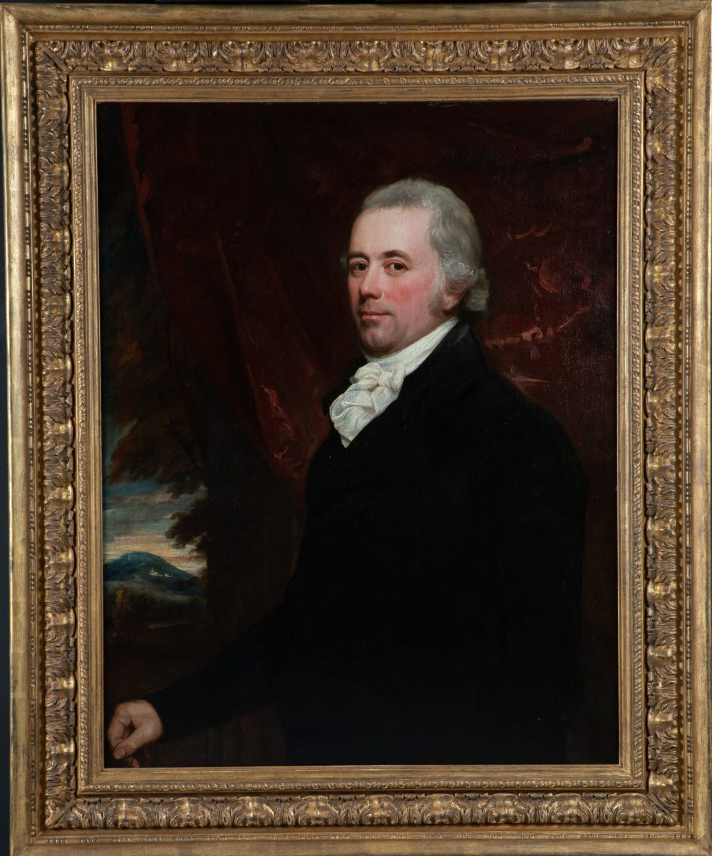 John Singleton Copley portrait of John Codman III