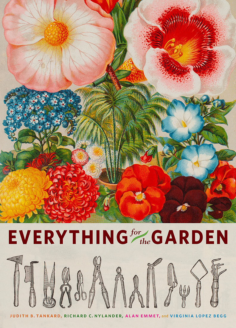Cover of the book EVERYTHING FOR THE GARDEN