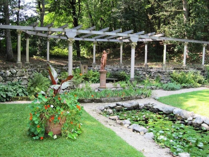 Codman Italian garden