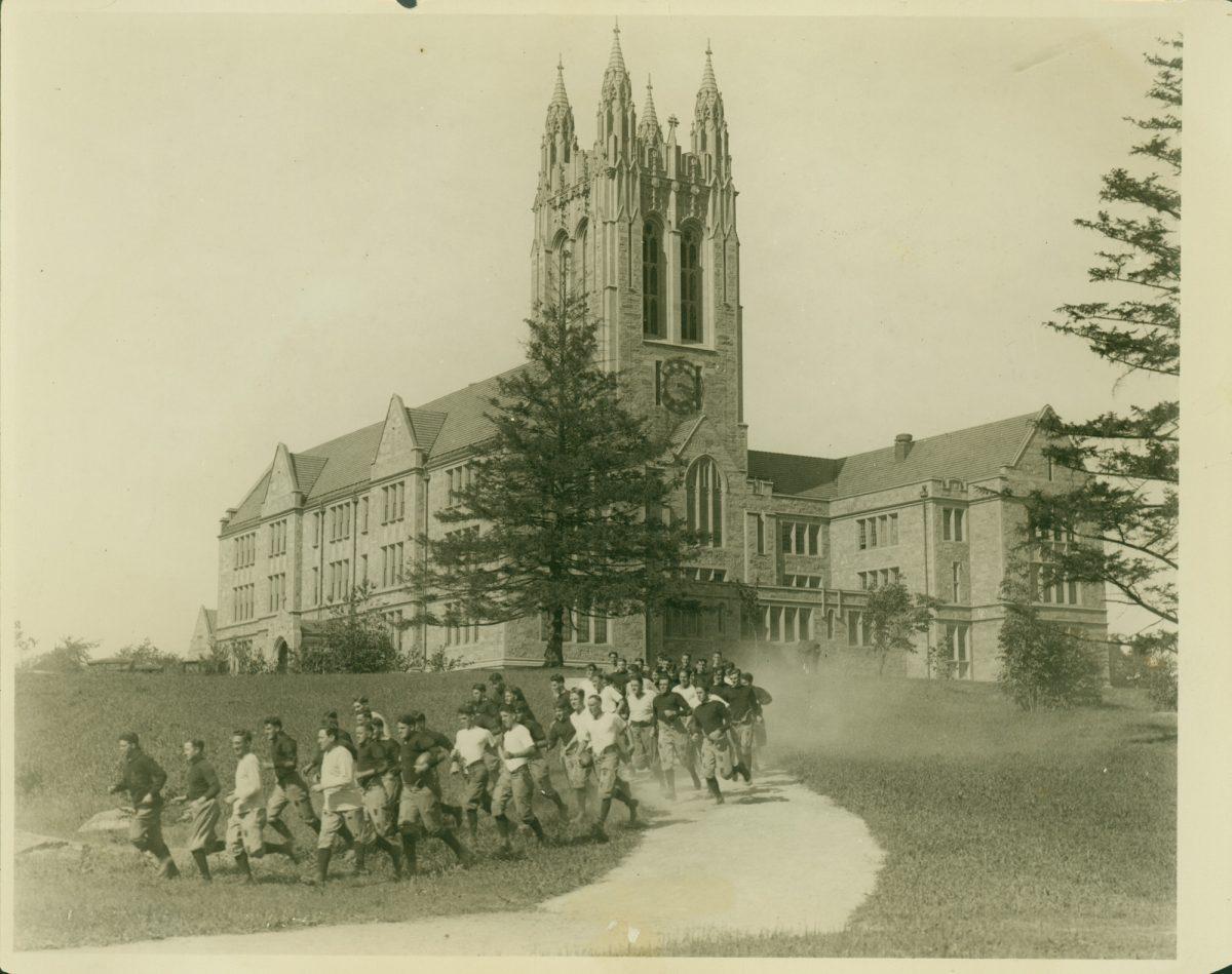 Leslie Jones archival photograph