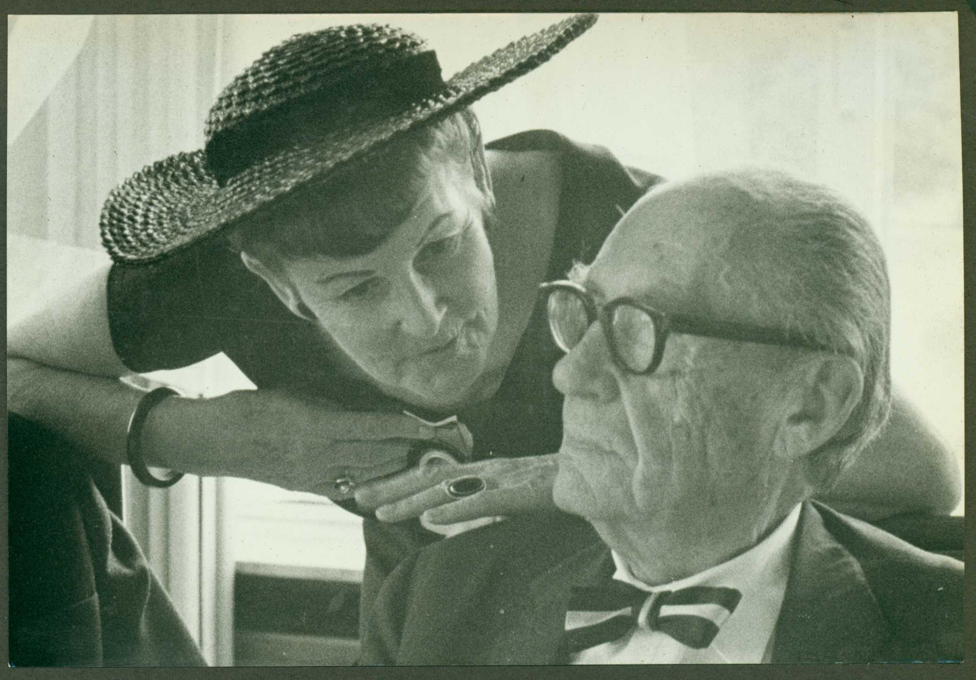 Ise and Walter Gropius