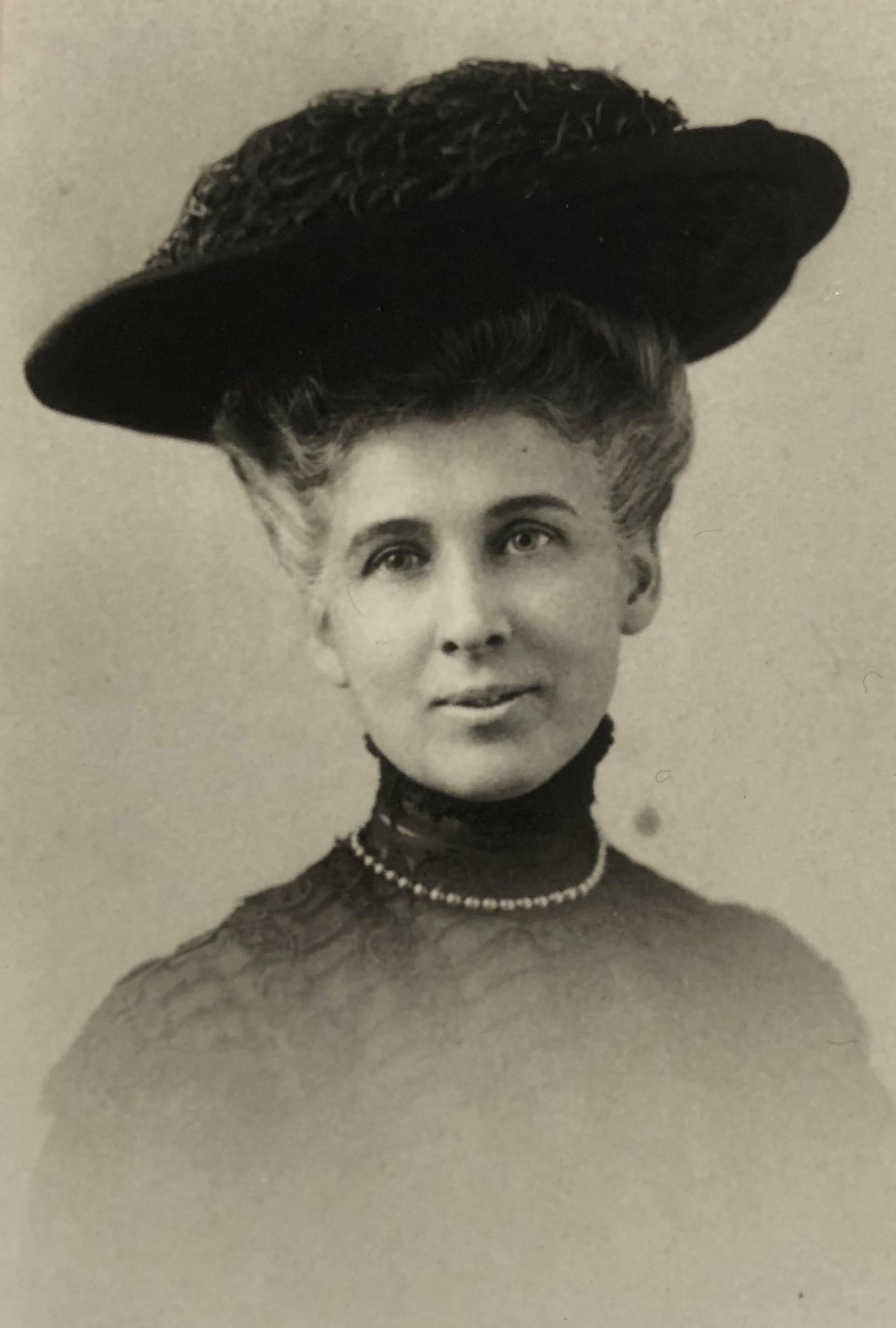 Eliza Little photograph