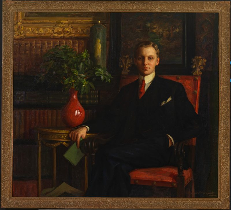 Portrait of Henry Davis Sleeper