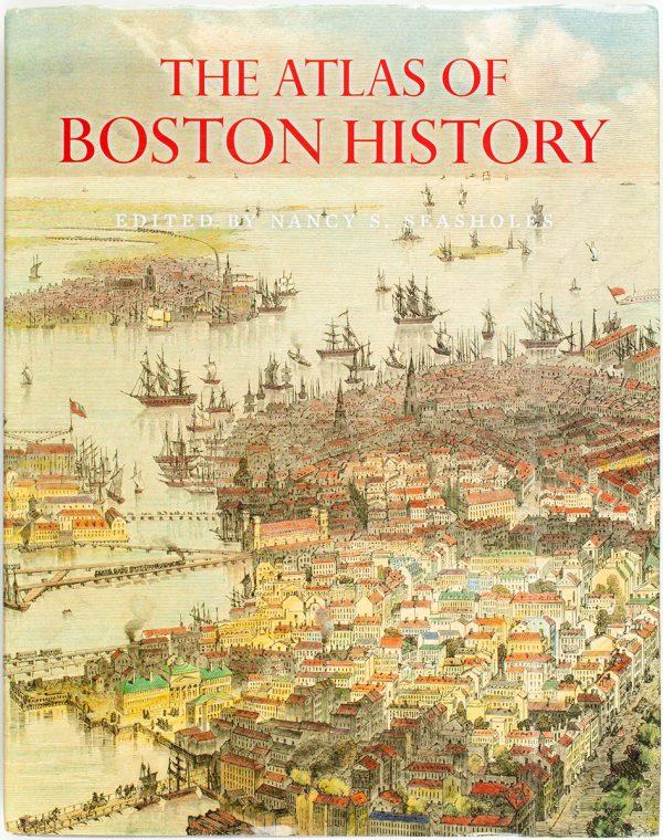Atlas of Boston History cover