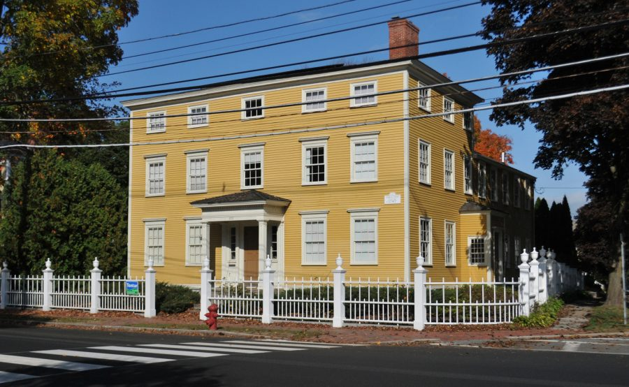 Emery House, Newburyport, Massachusetts