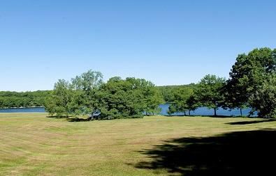 Bowman House Landscape