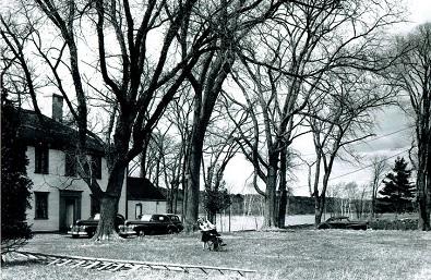 Bowman House c. 1940