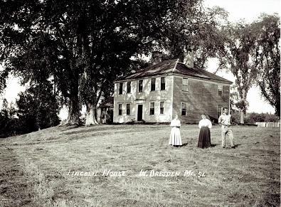 Bowman House c. 1905