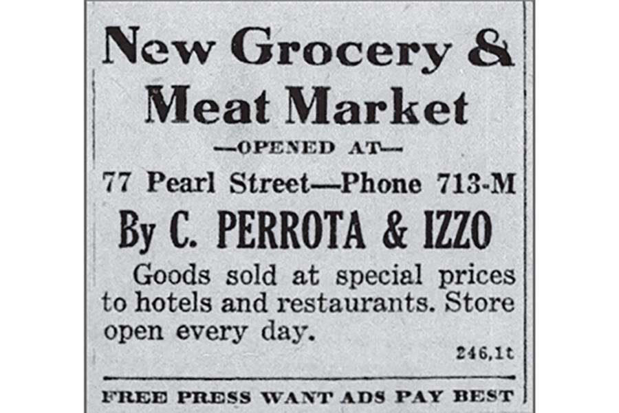 Perrota & Izzo market ad