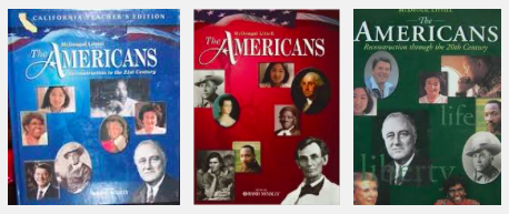 On the Amazing Similarity Between the New Texas Textbook