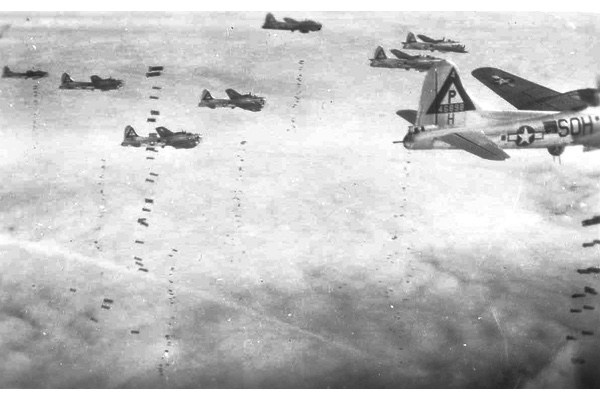 The Unpleasant Facts About Carpet Bombing | History News Network