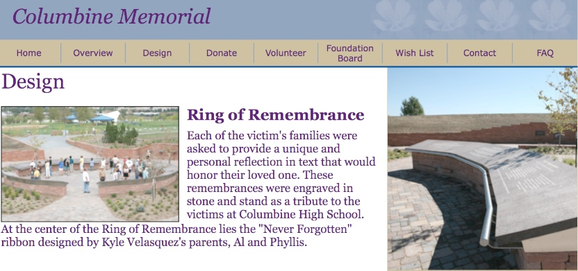 How The Columbine Memorial Missed An Opportunity We Should Have