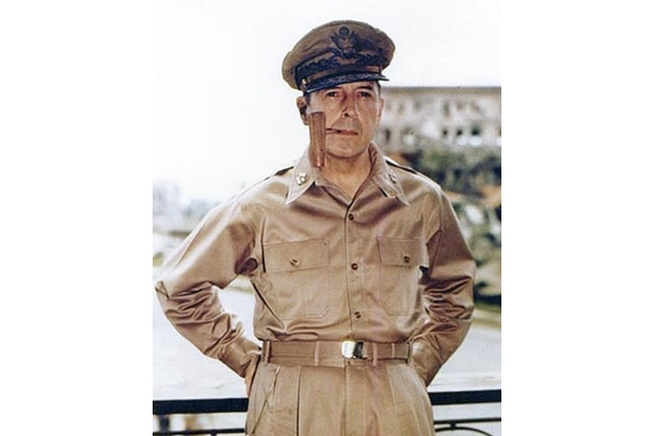 Why Did MacArthur Become a Hero? In a Crisis We Are
