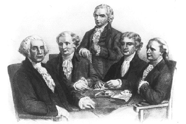 Image result for washington's cabinet