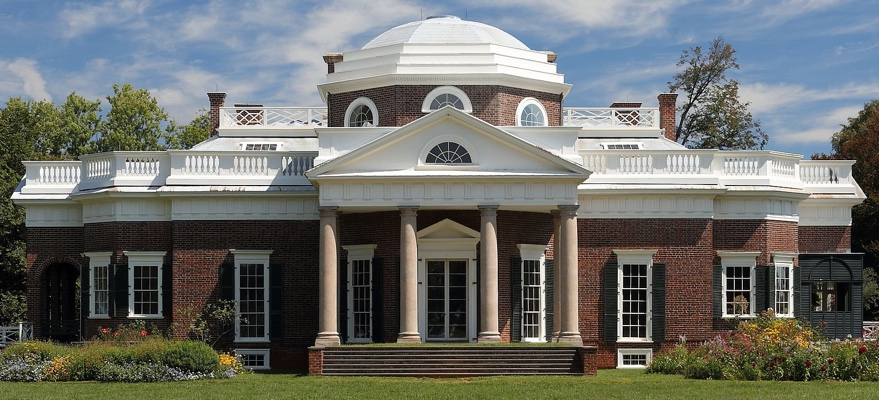 Astounding Did Jefferson Really Hide Sally Hemings In A Long Lost Home Interior And Landscaping Synyenasavecom