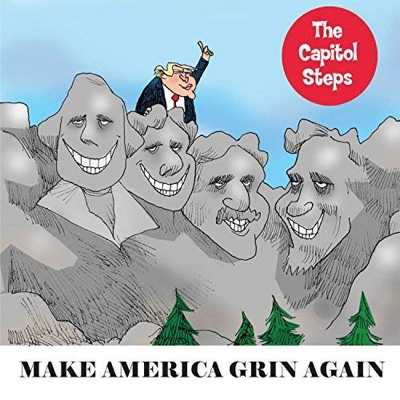 f3b8e67f3 For 35 years, the Capitol Steps comedy troupe has been making fun of  America's public officials, bringing howls of laughter from coast to coast,  ...