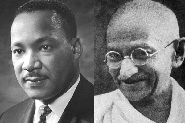 What Martin Luther King Overlooked About Gandhi History