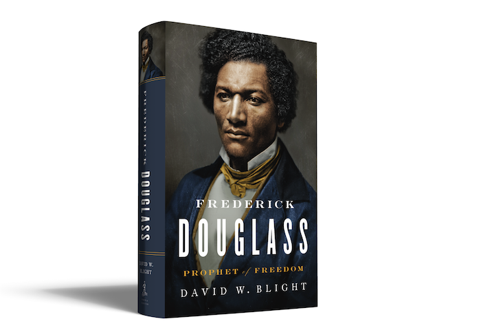 yale s david blight explains why he was drawn to frederick douglass
