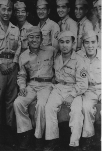What a Japanese-American soldier's thirty-year secret can teach us about race, war, and loyalty 171022-japanesemilitarypicture1