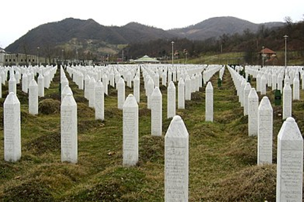Genocide Denial In Bosnia: A Danger to Europe and to the World 171382-Bosniagenocidememmorial