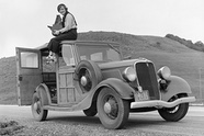 Portrait of the Artist as a Businesswoman: Dorothea Lange's Lost San Francisco Years