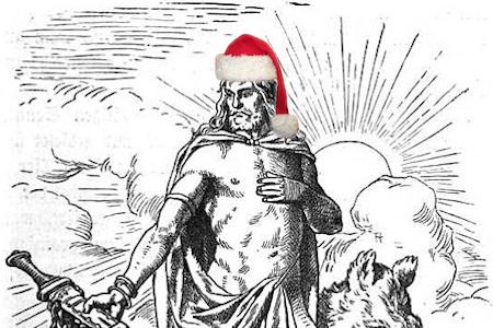 Is Christmas Pagan.Is Christmas A Pagan Holiday History News Network