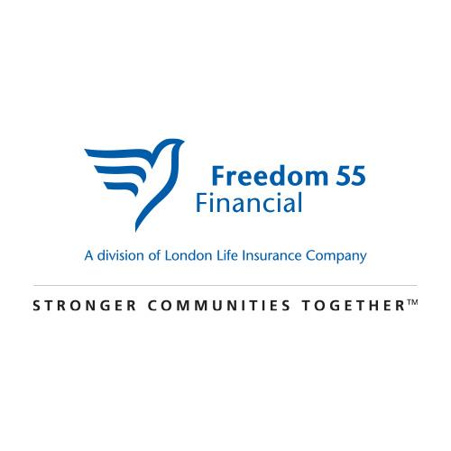 Freedom 55 Logo