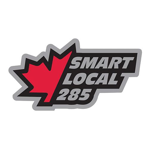 S.M.A.R.T. Local Union 285 Logo