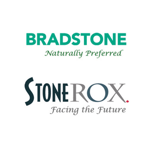 Bradstone and Stonerox Logo