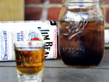 No Bull Bourbon: Jim Beam photo