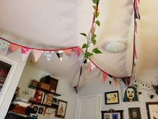 Things in my Room: The Bunting photo
