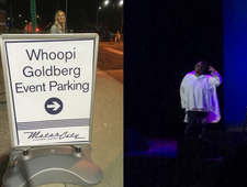 Desperately Seeking Whoopi: Whoopi Goldberg, live at the Motorcity Casino, Detroit, Friday, June 15th, 2018 photo