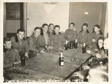 References to Alcoholic Drinking in My Grandfather's WWII Diary photo
