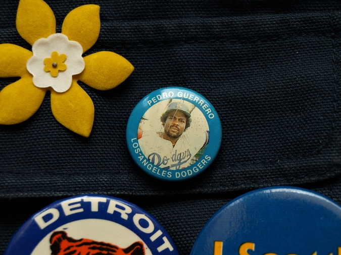 The Bottom of the Order: Pedro Guerrero photo