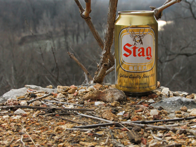 An Advanced Amateur Reviews Stag – The Steak, Taters, and Gravy of Beer photo