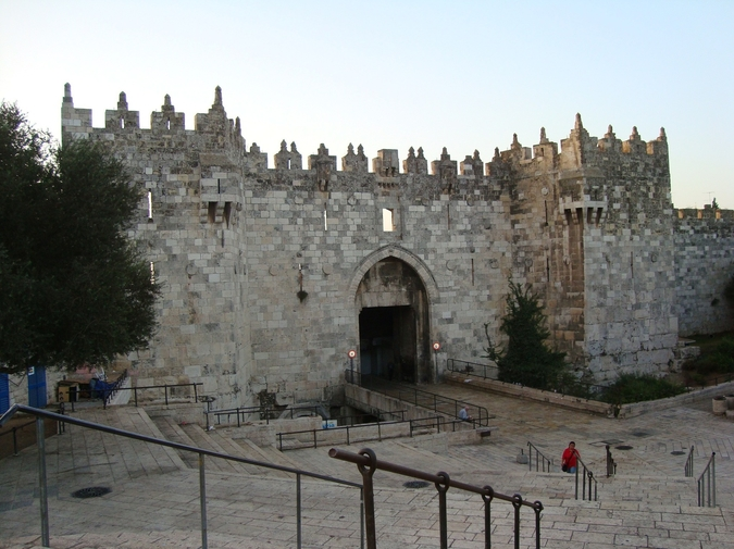 From the Sublime to the Hilarious: On Damascus Gate by Robert Stone (part 3) photo