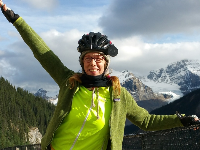 Crossing the Divide: Cycling, romance and reckoning in the Canadian Rockies photo