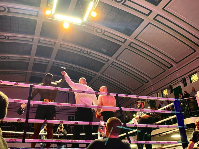 Fight Report photo