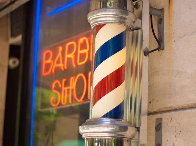 The Barber photo