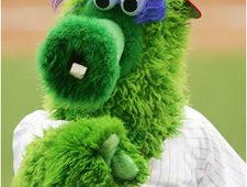 Excerpt from: The Phillie Phanatic photo
