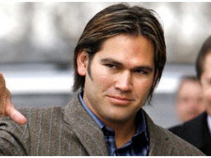 Little Johnny Damon Gets No Respect photo