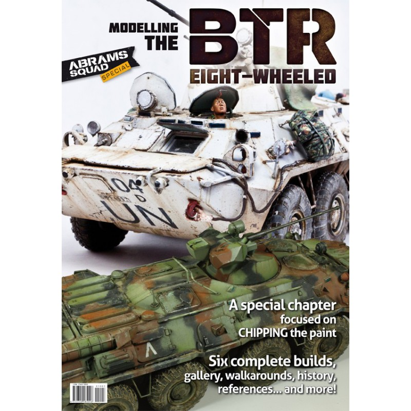 Abrams Squad: Modelling The BTR, Special Ed.