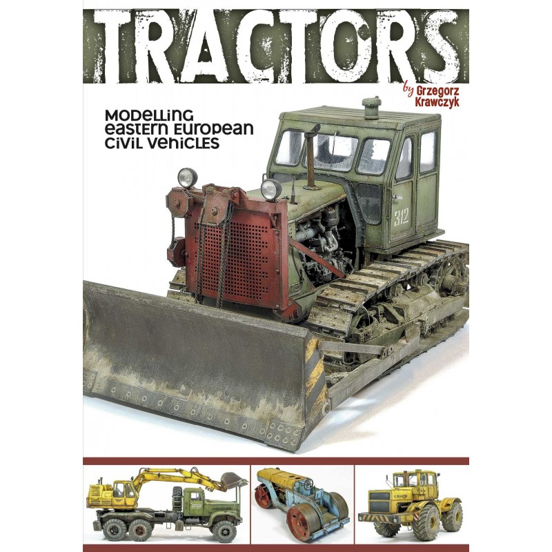 Abrams Squad: Modelling TRACTORS
