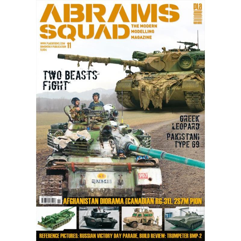 Abrams Squad 11 ENGLISH