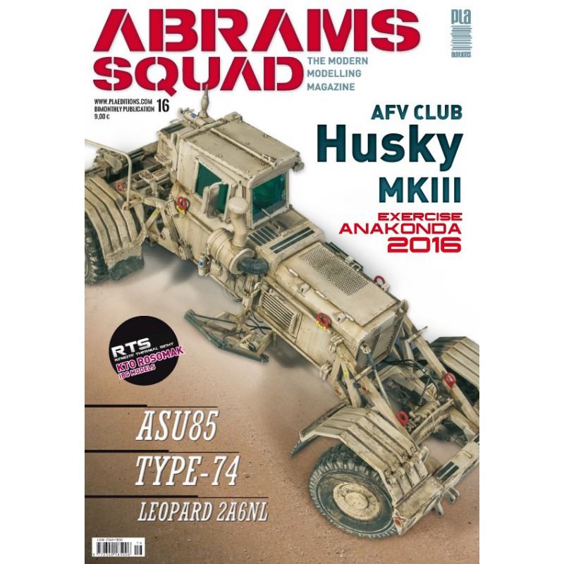 Abrams Squad 16 ENGLISH
