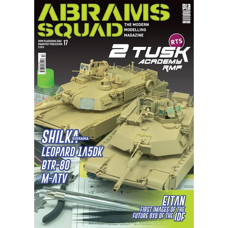 Abrams Squad 17 ENGLISH