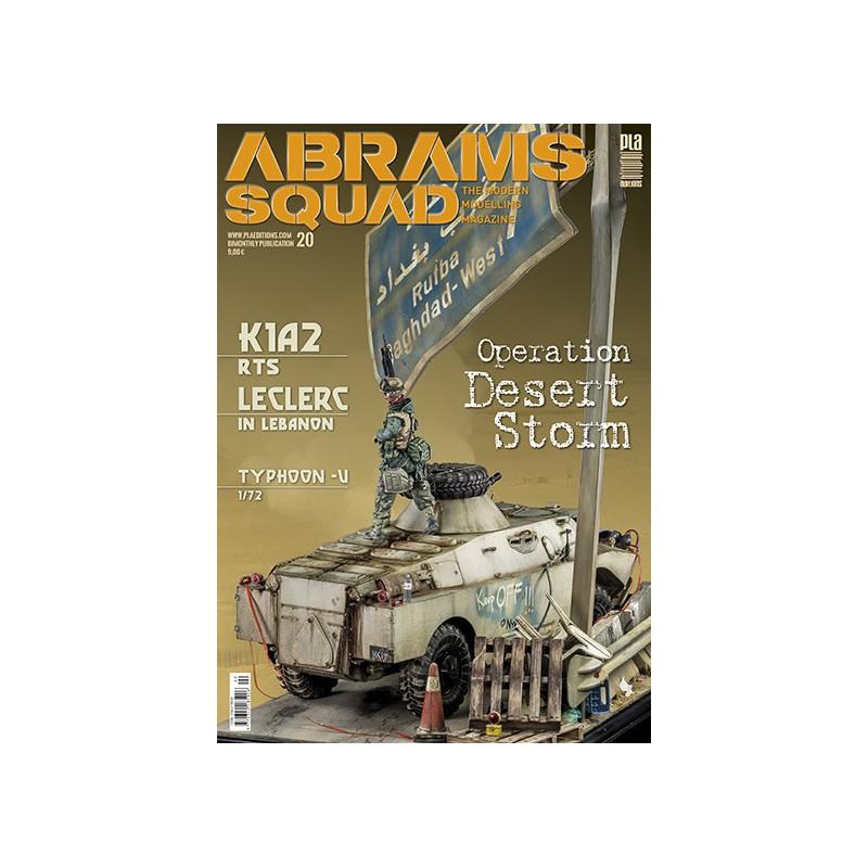 Abrams Squad 20 ENGLISH